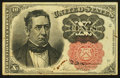 Fractional Currency:Fifth Issue, Fr. 1265 10¢ Fifth Issue Extremely Fine.. ...