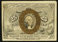 Fractional Currency:Second Issue, Fr. 1283 25¢ Second Issue Extremely Fine.. ...