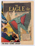 Golden Age (1938-1955):Science Fiction, Science Comics #1 (Fox, 1940) Condition: Incomplete....