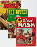 Golden Age (1938-1955):Western, Golden Age Western Group of 5 (Various Publishers, 1950s) Condition: Average FN.... (Total: 5 Comic Books)
