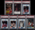 Basketball Cards:Lots, 1988-91 Michael Jordan PSA Gem MT 10 Graded Collection (13). ...