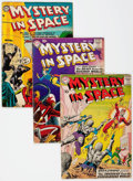 Silver Age (1956-1969):Science Fiction, Mystery in Space Group of 18 (DC, 1954-61) Condition: AverageVG-.... (Total: 18 Comic Books)