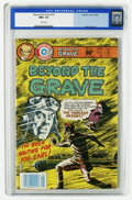 Modern Age (1980-Present):Horror, Beyond the Grave #16 (Charlton, 1984) CGC NM+ 9.6 White pages.Steve Ditko art. Highest grade awarded by CGC to date for thi...
