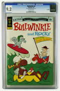 Bronze Age (1970-1979):Cartoon Character, Bullwinkle #6 File Copy (Gold Key, 1973) CGC NM- 9.2 Off-whitepages. Overstreet 2005 NM- 9.2 value = $70. CGC census 2/06: ...