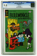 Bronze Age (1970-1979):Cartoon Character, Bullwinkle #15 File Copy (Gold Key, 1977) CGC NM/MT 9.8 Whitepages. Overstreet 2005 NM- 9.2 value = $18. CGC census 2/06: 1...