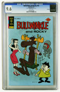 Bronze Age (1970-1979):Cartoon Character, Bullwinkle #16 File Copy (Gold Key, 1977) CGC NM+ 9.6 White pages.Overstreet 2005 NM- 9.2 value = $18. CGC census 2/06: 1 i...