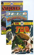 Bronze Age (1970-1979):Miscellaneous, DC Bronze Age Group (DC, 1973-76) Condition: Average VF. Bountifulgroup of Bronze Age books, including Claw the Unconquer...