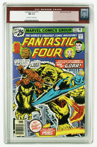 Fantastic Four #171 (Marvel, 1976) CGC NM 9.4 Off-white to white pages. George Perez and Rich Buckler art. Overstreet 20...