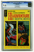 Silver Age (1956-1969):Adventure, Hi-Adventure Heroes #2 File Copy (Gold Key, 1969) CGC NM+ 9.6 Off-white to white pages. Overstreet 2005 NM- 9.2 value = $60....