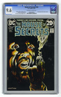 Bronze Age (1970-1979):Horror, House of Secrets #103 (DC, 1973) CGC NM+ 9.6 Off-white to whitepages. Just one copy of this issue has received a higher gra...