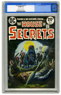 Bronze Age (1970-1979):Horror, House of Secrets #112 (DC, 1973) CGC VF/NM 9.0 Off-white to whitepages. Grey tone cover by Luis Dominguez. Dominguez and Ru...