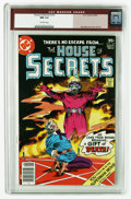 Bronze Age (1970-1979):Horror, House of Secrets #147 (DC, 1977) CGC NM 9.4 Off-white pages. GrayMorrow cover and art. Highest CGC grade for this issue. Ov...
