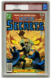 House of Secrets #150 (DC, 1978) CGC NM 9.4 Off-white pages. Jim Starlin cover. Gerry Talaoc art. Highest CGC grade awar...