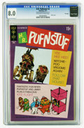 Bronze Age (1970-1979):Cartoon Character, H.R. Pufnstuf #3 File Copy (Gold Key, 1971) CGC VF 8.0 Off-white to white pages. Photo cover. Overstreet 2005 VF 8.0 value =...