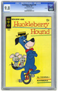 Silver Age (1956-1969):Cartoon Character, Huckleberry Hound #36 File Copy (Gold Key, 1969) CGC NM/MT 9.8 Off-white to white pages. Overstreet 2005 NM- 9.2 value = $38...
