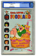 Bronze Age (1970-1979):Humor, Little Lotta Foodland #24 (Harvey, 1970) CGC NM+ 9.6 Off-white to white pages. Highest CGC grade awarded to date. Overstreet...