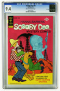 Bronze Age (1970-1979):Cartoon Character, Scooby Doo #30 File Copy (Gold Key, 1975) CGC NM 9.4 Off-white towhite pages. Last issue. Overstreet 2005 NM- 9.2 value = $...