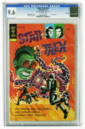 Bronze Age (1970-1979):Science Fiction, Star Trek #24 File Copy (Gold Key, 1974) CGC NM+ 9.6 Off-white pages. Painted cover by George Wilson. Alberto Giolitti art. ...
