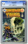 Bronze Age (1970-1979):Horror, Swamp Thing #3 (DC, 1973) CGC NM 9.4 Cream to off-white pages.First full appearance of Patchwork Man, and first appearance ...