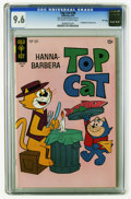 Bronze Age (1970-1979):Cartoon Character, Top Cat #30 File Copy (Dell/Gold Key, 1970) CGC NM+ 9.6 Off-whiteto white pages. Snagglepuss backup story. Overstreet 2005 ...