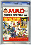 Magazines:Mad, Mad Special #32 Gaines File pedigree (EC, 1980) CGC VF 8.0Off-white to white pages. Includes Nostalgic Mad #8. Overstreet2...