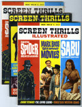 Magazines:Miscellaneous, Screen Thrills Illustrated #7-8 Multiple Copies Group (Warren,1964) Condition: Average VG/FN. Includes issues #7 (14 copies...(Total: 22 Comic Books)