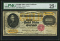 Large Size:Gold Certificates, Fr. 1225h $10,000 1900 Gold Certificate PMG Very Fine 25 Net.. ...