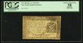 Colonial Notes:New York, New York March 5, 1776 $2/3 PCGS Apparent Choice About New 58.. ...
