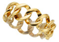 Estate Jewelry:Bracelets, Gold Bracelet. ...