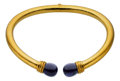 Estate Jewelry:Necklaces, Sodalite, Gold Necklace, Ilias Lalaounis. ...