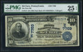 National Bank Notes:Pennsylvania, McClure, PA - $10 1902 Date Back Fr. 616 The First NB Ch. #(E)7769. ...