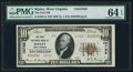 National Bank Notes:West Virginia, Ripley, WV - $10 1929 Ty. 2 The First NB Ch. # 10762. ...