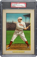 Baseball Cards:Singles (Pre-1930), 1910-11 T3 Turkey Red Tris Speaker #36 PSA EX 5....