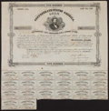 Confederate Notes:Group Lots, Ball 90 Cr. 65 $500 1861 Bond Fine. . ...