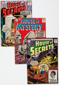 Silver Age (1956-1969):Horror, House of Secrets/House of Mystery Group of 25 (DC, 1960s)Condition: Average VG.... (Total: 25 Comic Books)