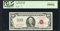 Small Size:Legal Tender Notes, Fr. 1550 $100 1966 Legal Tender Note. PCGS Superb Gem New 69PPQ.. ...