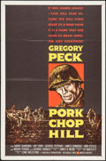 "Movie Posters:War, Pork Chop Hill (United Artists, 1959). One Sheet (27"" X 41""). War....."