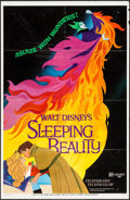 """Movie Posters:Animation, Sleeping Beauty (Buena Vista, R-1970). One Sheet (27"""" X 41"""") Style A. Animation.. ..."""
