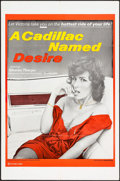 """Movie Posters:Adult, A Cadillac Named Desire & Others Lot (Coast Films, 1978). One Sheets (3) (28"""" X 42"""", 25"""" X 38""""). Adult.. ... (Total: 3 Items)"""
