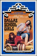 "Movie Posters:Adult, Dallas School Girls (New York Releasing, 1981). One Sheet (27"" X 41""). Adult.. ..."