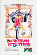 "Movie Posters:Blaxploitation, Darktown Strutters (New World, 1975). One Sheet (27"" X 41""). Blaxploitation.. ..."