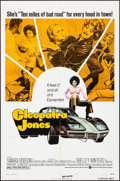 "Movie Posters:Blaxploitation, Cleopatra Jones (Warner Brothers, 1973). One Sheet (27"" X 41"") Style B. Blaxploitation.. ..."