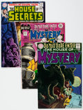Bronze Age (1970-1979):Horror, House of Mystery Plus Horror Group of 18 (DC, 1960s-70s) Condition:Average FN.... (Total: 18 Comic Books)