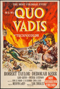 "Movie Posters:Historical Drama, Quo Vadis (MGM, 1952). Australian One Sheet (27"" X 40""). HistoricalDrama.. ..."