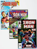 Modern Age (1980-Present):Superhero, Iron Man Box Lot (Marvel, 1983-86) Condition: Average VF/NM....(Total: 2 Box Lots)