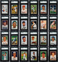 Baseball Cards:Sets, 1951 Bowman Baseball High Grade Complete Set (324). ...