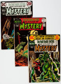 Bronze Age (1970-1979):Horror, House of Mystery #200-222 Group (DC, 1972-74) Condition: AverageFN/VF.... (Total: 23 Comic Books)