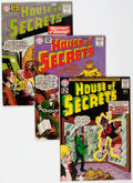 Silver Age (1956-1969):Horror, House of Secrets Group of 8 (DC, 1961-66) Condition: AverageVG/FN.... (Total: 8 Comic Books)