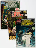 Bronze Age (1970-1979):Horror, House of Secrets Group of (DC, 1970-76) Condition: AverageFN/VF.... (Total: 49 Comic Books)