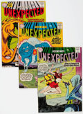 Silver Age (1956-1969):Horror, Tales of the Unexpected Group of 13 (DC, 1960-67) Condition:Average FN-.... (Total: 13 Comic Books)